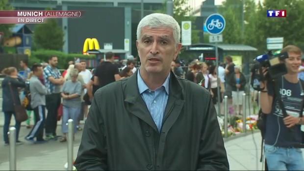 Fusillade à Munich : la piste terroriste écartée, les Allemands soulagés