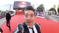Le tapis rouge avec Chris Marques aux NRJ Music Awards