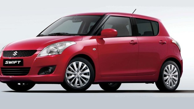 Nouvelle Suzuki Swift 2010