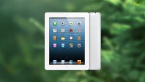Tablettes de Noël : l'iPad retina d'Apple
