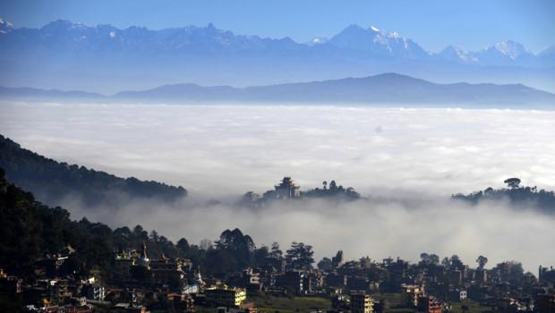 Archives : un village au Népal