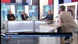 """Bernard Debré : """"Bygmalion a géné les plans de Nicolas Sarkozy"""""""