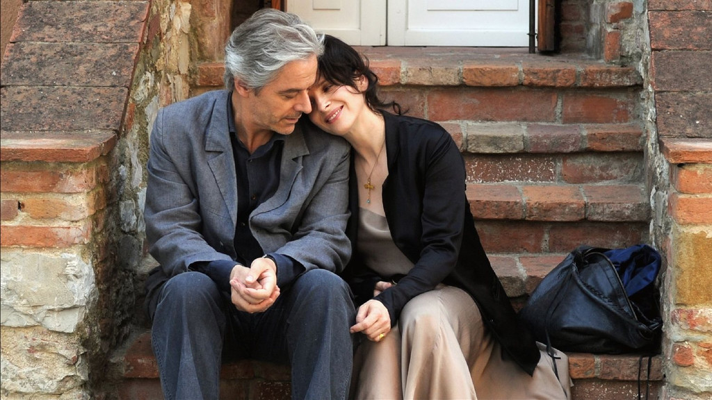 Copie conforme de Abbas Kiarostami