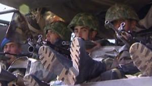 TF1/LCI : Soldats de l'armée turque (21 octobre 2007)