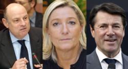 Débat du 2e tour des départementales jeudi 26 mai sur LCI avec Christien Estrosi (UMP), Jean-Marie Le Guen (PS, Marine Le Pen (FN)