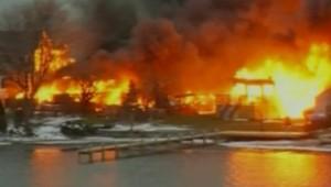 Etats-Unis : deux pompiers tués par balle en intervention