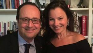 """François Hollande a diné avec """"une nounou d'enfer"""""""