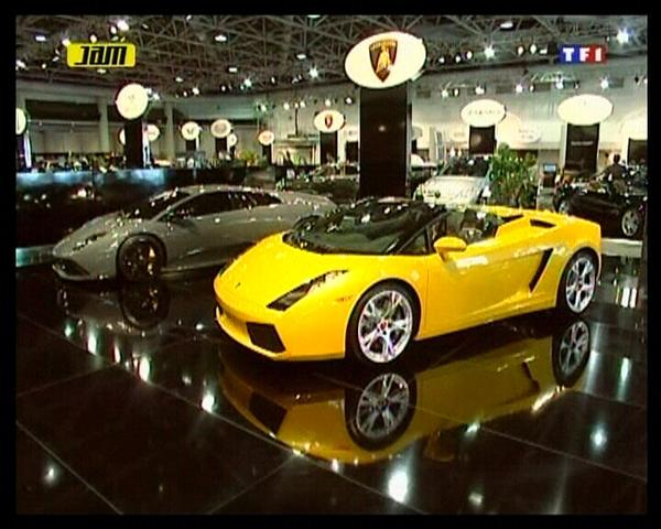 Vid o automoto j a m top marques monaco le salon du for Salon du luxe monaco