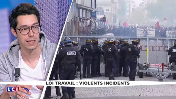 """#NuitDebout : """"Une mobilisation très structurée, une génération qui veut être entendue"""""""