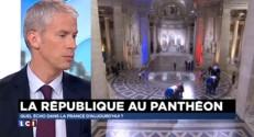 """Panthéon : """"Ces événements rappellent l'importance du devoir de mémoire"""""""