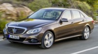 MERCEDES Classe E 200 BlueEfficiency A - 2013