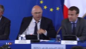 Agriculture : trois ministres pour un plan d'urgence