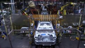 Automobile : dans les coulisses de l'usine PSA en Chine