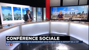Conférence sociale : un avant et un après Air France ?