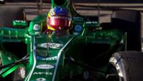 F1 Essais Jerez - 7 février 2013 - Pic Caterham