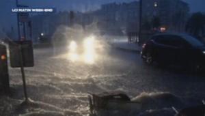 inondations hérault sète orages