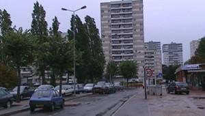 La cité des Mureaux dans les Yvelines. TF1/LCI