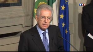 Mario Monti, nouvel homme fort d'Italie