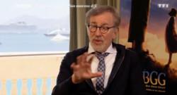 Steven Spielberg présente le Bon Gros Géant