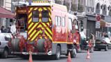 Gard : trois pompiers fauchés par une voiture
