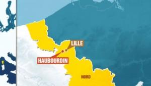 carte haubourdin