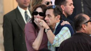 Nicolas Sarkozy Carla Bruni-Sarkozy