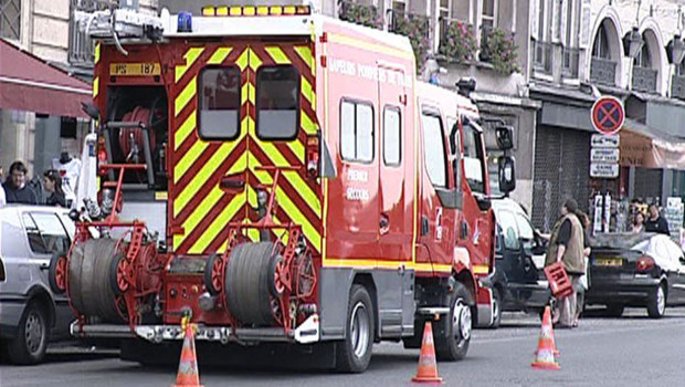 pompiers pompier camion incendie sinistre faits divers