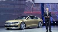 Volkswagen C Coupe GTE Concept 2015