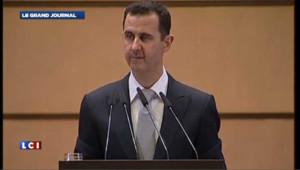 """Bachar al-Assad a décrété une """"amnistie générale"""" (illustration)"""