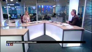 "François Hollande, ""l'ami très proche d'Israël"""