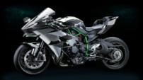 La nouvelle Kawasaki Ninja H2R 2015.