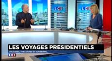 """Perdu dans la jungle et crash d'avion évité : le """"voyage de la poisse"""" de Mitterrand raconté"""