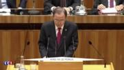 """Politique migratoire en Europe : Ban Ki-moon se dit """"préoccupé"""""""