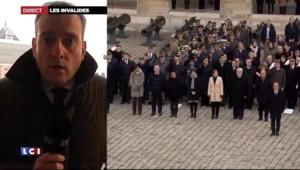 """Hommage aux victimes du crash du F-16 : """"L'armée est sous le choc"""""""