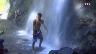 Les cascades, l'endroit idéal pendant la canicule