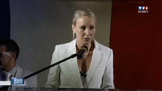 """Marion Maréchal-Le Pen : """" l'avenir est désormais à nous """""""