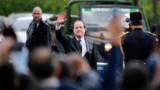 """14 Juillet : """"Rain Man"""" Hollande a-t-il vaincu la malédiction de la pluie ?"""