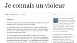 """""""Je connais un violeur"""" : des victimes anonymes témoignent sur un blog"""