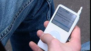 baladeur mp3 musique ipod