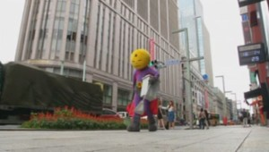 Full moon, le super-héros des rues de Tokyo
