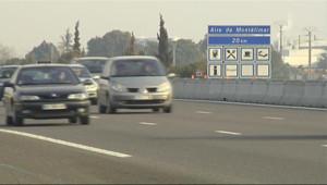 Illustration autoroute A7