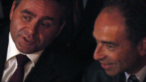 Jean-François Copé Xavier Bertrans journées parlementaires UMP