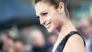 L'actrice Gal Gadot lors de la première à Londres du film Fast and Furious 6 en mai 2013