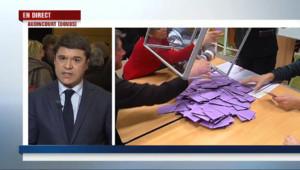 Le 20 heures du 8 février 2015 : Le PS remporte l'élection législative partielle dans le Doubs - 447.654