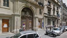 Le site probable de l'Institut culturel de Google, rue de Londres à Paris