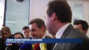 """Nicolas Sarkozy : """"La stratégie de l'union a été plebiscitée"""""""