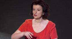 Anne Roumanoff sur scène