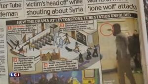 """Attaque au couteau dans le métro de Londres : les musulmans """"condamnent"""" cet acte"""