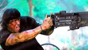 John Rambo de Sylvester Stallone