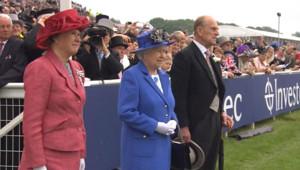 Jubilé de la reine Elizabeth le 2 juin 2012